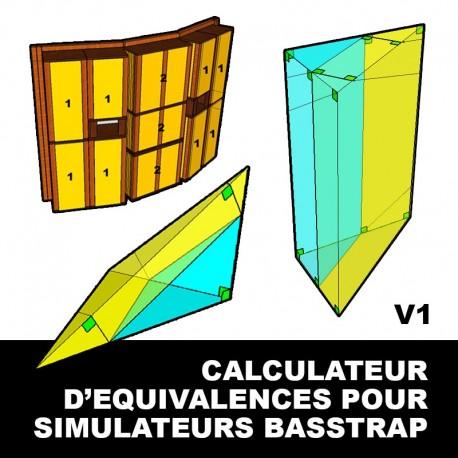 EQUIVALENCES pour Simulateur