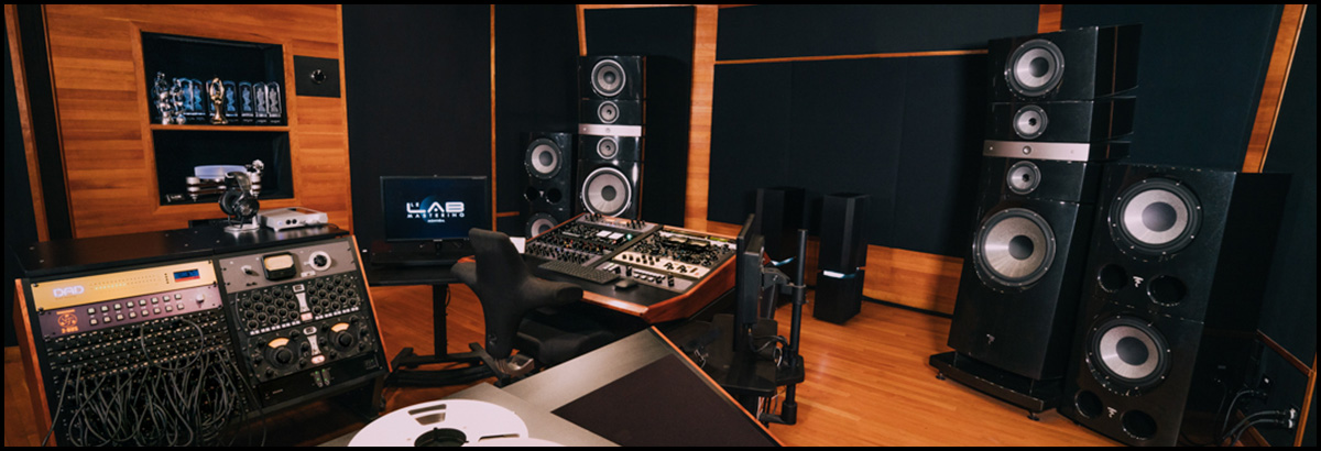 studio mastering focal grand utopia