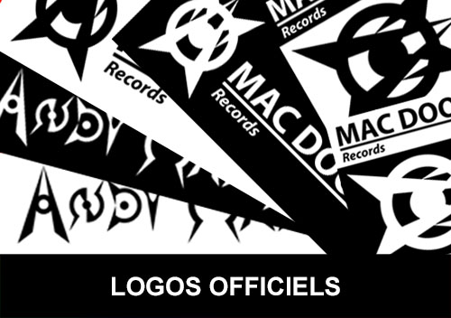 logo officiel andy mac door records