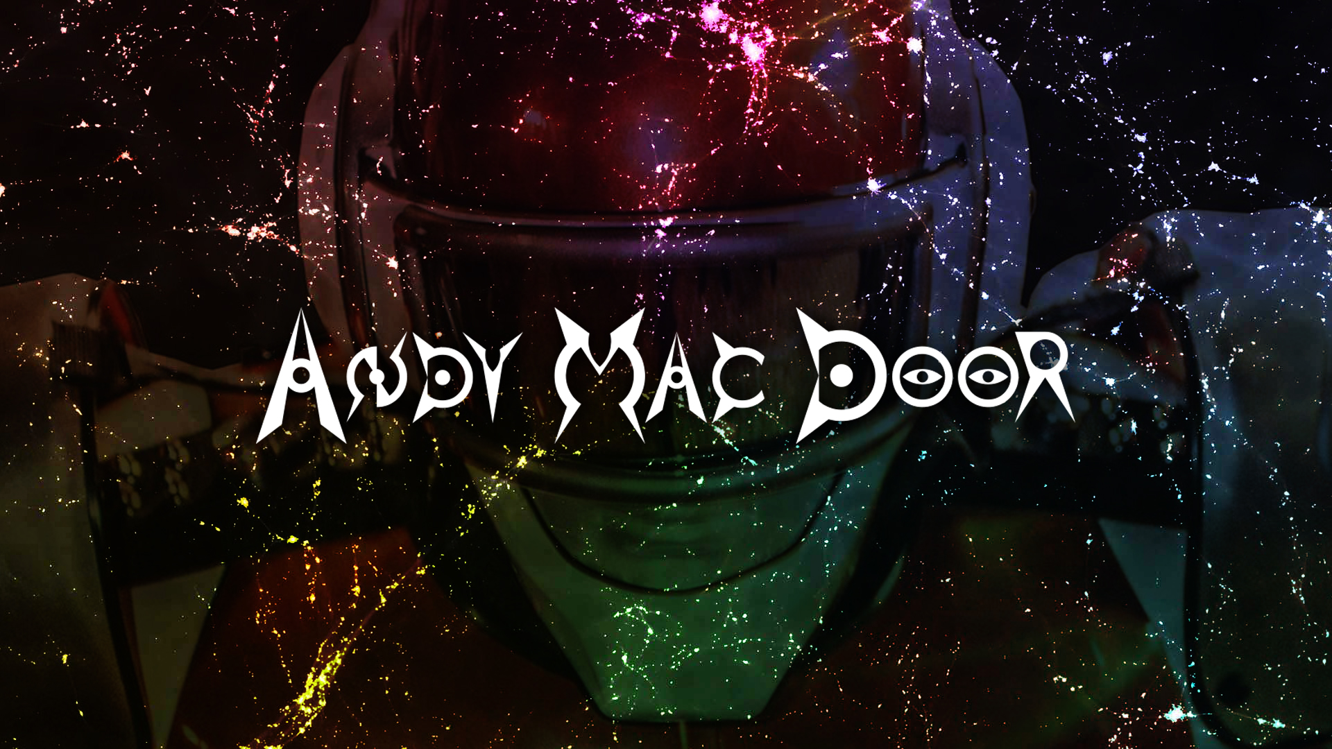 Andy Mac Door andymacdoor wallpaper galaxie galaxy space espace hd background fond d écran