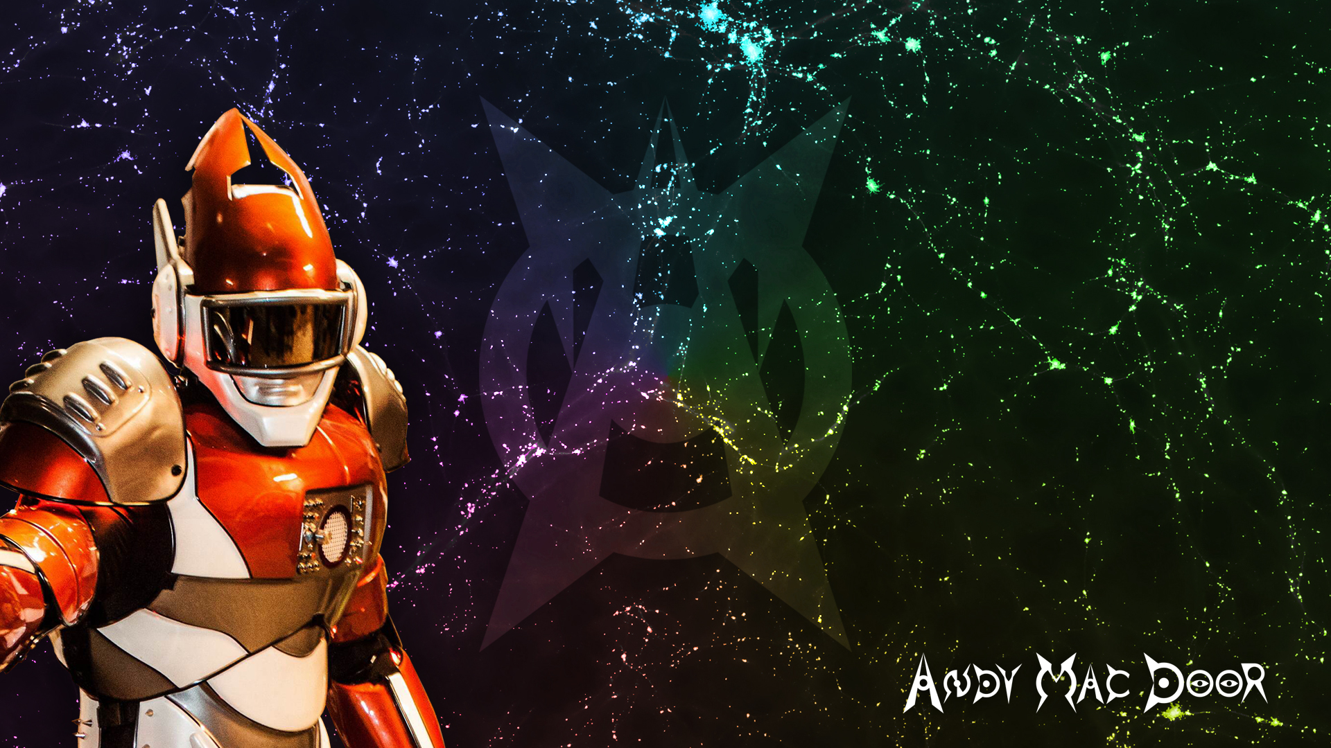 Andy Mac Door andymacdoor wallpaper galaxie galaxy space espace hd fond d écran 1