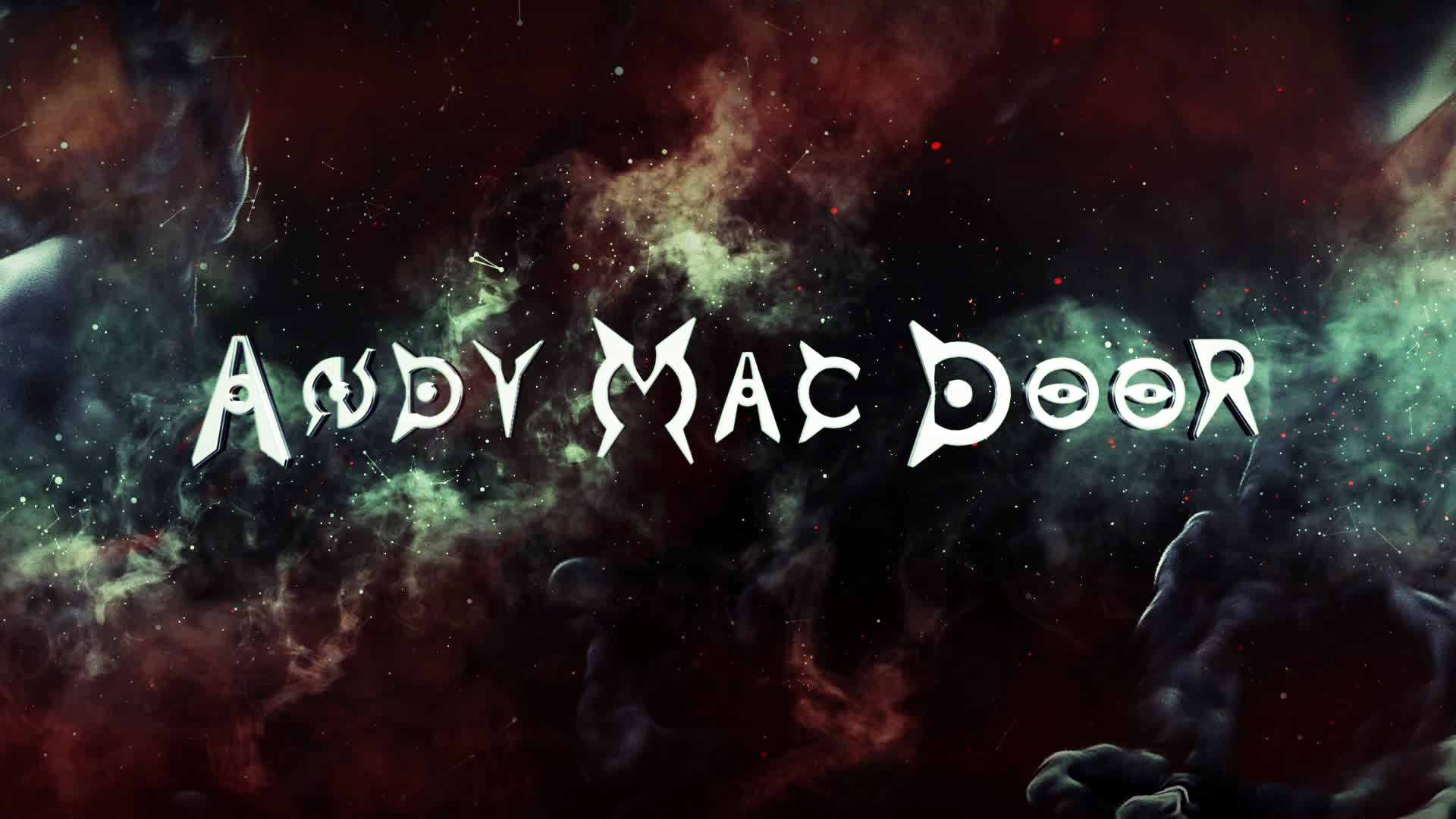 logo andy mac door background wallpaper 1920 1080