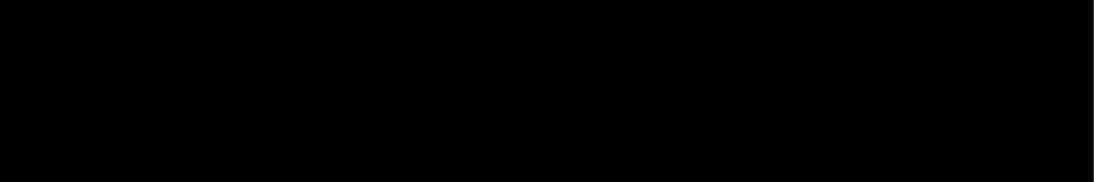 Andy Mac Door - Official Logo - black ON transparent - 1000x166