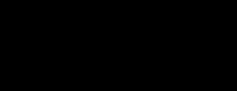 Mac Door Records - Official Logo - black ON transparent - 1000x386