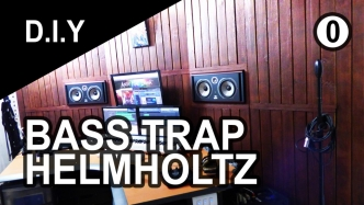 DIY - Comment construire un Bass Trap Helmholtz - Introduction