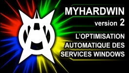 MYHARDWIN - Le programme d'optimisation des services Windows pour le LIVE et le STUDIO écrit par Andy Mac Door