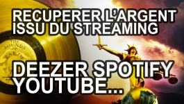SPRD 7 - Et pour la diffusion issue des sites web streaming comme Youtube, Deezer, Spotify...?